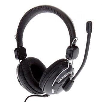 NUBWO หูฟัง คอมพิวเตอร์ รุ่น No-515 - สีดำ