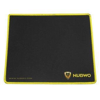 2561 NUBWO แผ่นรองเมาส์ รุ่น NP-001 - สีเหลือง
