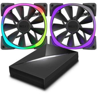NZXT Aer RGB 120mm FanHUE+ Bundle