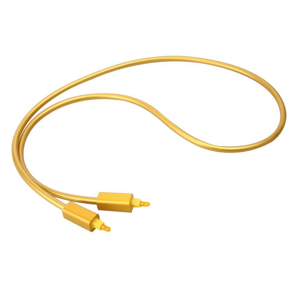 การตรวจสอบของ OD6.0 Toslink Cable Digital Optical Audio Cable Fiber Optic Cable