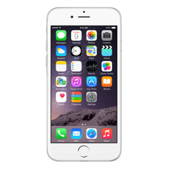 ประเทศไทย OEM REFURBISHED Apple iPhone 6 16GB (Silver)