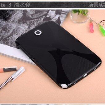 OEM X Line TPU Tablet Case Cover For Samsung Galaxy Note 8.0 N5100 - 2