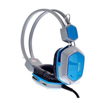 2561 OKER HEADPHONE รุ่น SM-715 (BLUE)