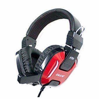 ประเทศไทย หูฟัง OKER Headset X99