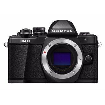 Olympus OM-D E-M10 Mark II Mirrorless Digital Camera [Black - Body only] - intl