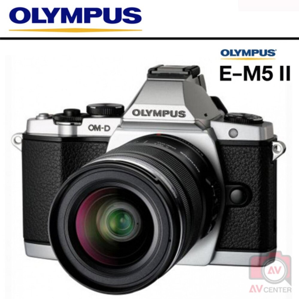 Olympus omd em5 mark ii kit 12-50mm