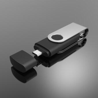 OMG Flash Drive 128 Gb USB 2.0 OTG Micro USB รุ่นMG-01(ดำ) - 4