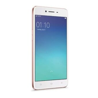 Oppo A37 2/16GB (RoseGold) Free Case