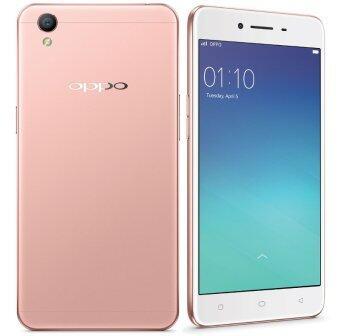 ราคา OPPO A37 4G LTE ROM 16G สีชมพู