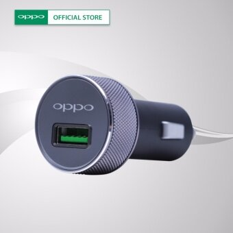 Harga OPPO VOOC Car Rapid Charger (Black)