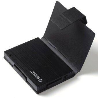 สนใจซื้อ Orico 1 Bay 2.5 SATA External Enclosure with Case Black USB 3.0(25AU3)
