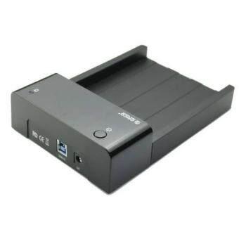 ราคา Orico 6518US3-BK USB 3.0 2.5/3.5 SATA Hard Drive Dock Station 1 Bay ( ไม่รวม harddisk)