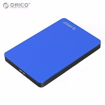 ขายด่วน ORICO MD25U3 2.5 inch USB3.0 Hard Drive Enclosure (No Hard Drive) สีฟ้า