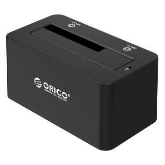 รีวิวพันทิป ORICO USB3.0 to SATA 3.0 External Hard Drive HDD Docking Stationfor 2.5'' & 3.5'' HDD SSD [Support UASP & 8TB Drives]-Black - Intl