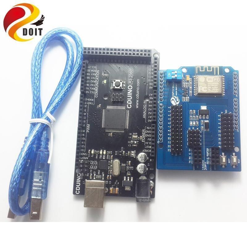 Original doit wifi web sever shield kit with arduino