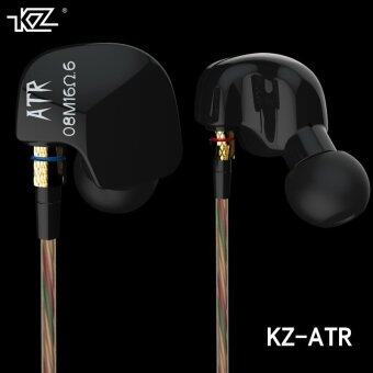 Original KZ ATR 3.5mm In Ear Earphones HIFI Stereo Sport EarphoneSuper Bass Noise Isolating Without Microphone - intl