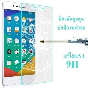 P-One for HTC One E8 ฟิล์มกระจก Tempered Glass Screen Protector - 2