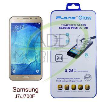 P-One ฟิล์มกระจกนิรภัย Samsung Galaxy J7