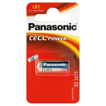 Panasonic Alkaline LR1 N size Battery (Pack x 2)
