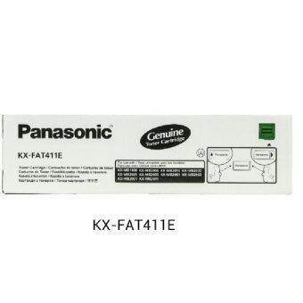 ตลับหมึกของแท้ สำหรับเครื่องโทรสาร Panasonic รุ่น KX-FAT411E