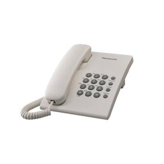 Panasonic โทรศัพท์บ้าน KX-TS500MX Corded Phone