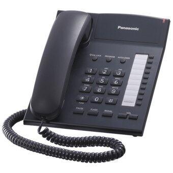PANASONIC Telephone KX-TS820MX White Black