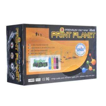 Planet INKTANK FOR BROTHER LC 38 39 + หมึก