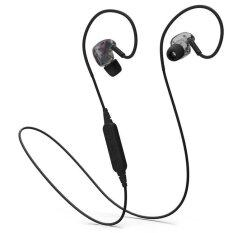 THB 447. PLEXTONE BX240 Wireless Bluetooth Headphones Sport Running Stereo Earphone Waterproof ...
