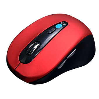 Portable Wireless Bluetooth 3.0 6-Key Game Gaming Optical Mouse\nMice for Tablet Laptop Notebook Computer Red
