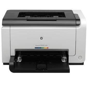 ปริ้นเตอร์ PRINTER HP Laserjet Pro CP1025 Colour Laser มีตลับหมึกพร้อมใช้งาน