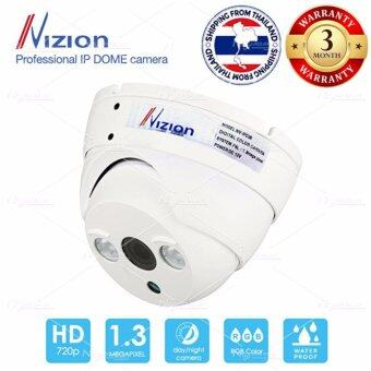Harga Professional CCD DOME camera / 1.3 MP IP CCTV 3.6mm Lens HD720P /DAY&NIGHT / DC 12V Power Supply