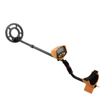 Professional Metal Detector Gold Finder LCD Screen Waterproof search coil New - intl