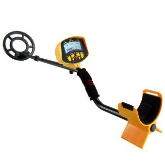 Professional Metal Detector MD9020C Underground Gold HighSensitivity and LCD Display - intl