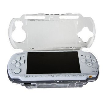 Harga Protector Clear Crystal Travel Carry Hard Cover Case Shell for SonyPSP 2000 3000