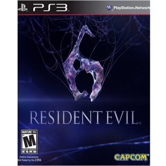 Harga PS3 Resident Evil 6 - Gratest Hits (Zone 1)