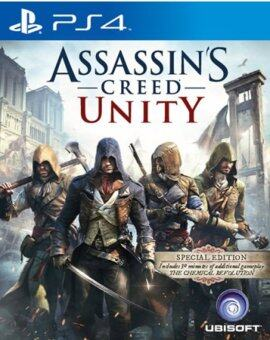 PS4 Assassin's Creed Unity ( english )