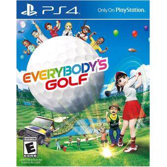 ps4 everybody's golf ( english )
