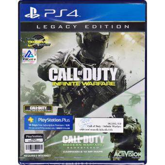 Harga PS4 Game Call of Duty®: Infinite Warfare - Legacy Edition [Zone 3/Asia]