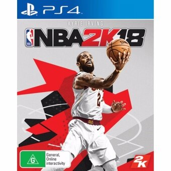 PS4 NBA2K18 Z3 Eng