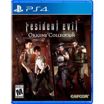 PS4 Resident Evil: Origins Collection (US)