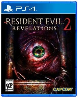 PS4 Resident Evil Revelations 2 [ENG]