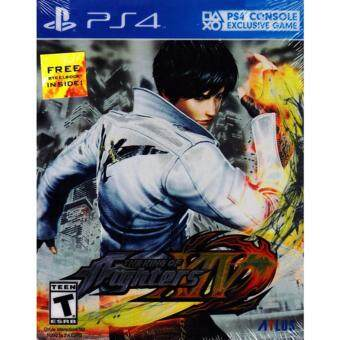 PS4 The King of Fighters XIV: SteelBook Launch Edition (US)