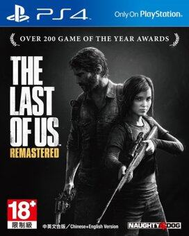 PS4 The Last of Us Remastered (Chinese & English Sub) (Asia)