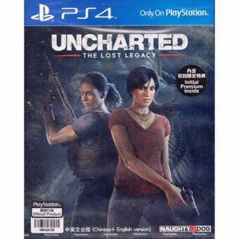 Harga PS4 UNCHARTED THE LOST LEGACY (ASIA)