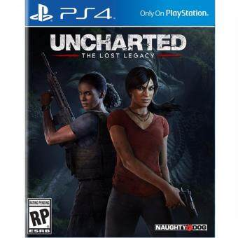 Harga PS4 Uncharted - The Lost Legacy (Zone 3)