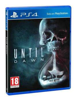 Harga PS4 Until Dawn [PS4] [ZONE 3]