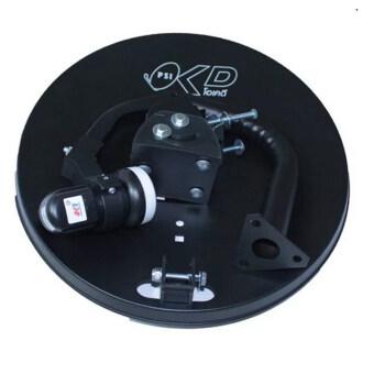 PSI OKD จานรับสัญญาณดาวเทียมไทยคมเล็ก 35 ซม. + PSIกล่องรับสัญญาณดาวเทียม รุ่น OK-X (Black)-ฟรีสาย RG-6 พร้อมหัวF-TYPE 10 เมตร (image 3)