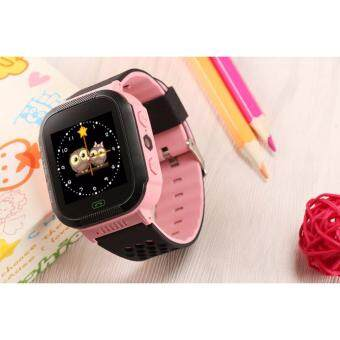 Q528 Touch Screen kids Smart Watch GPS Tracker SOS Call For IOS AndAndroid