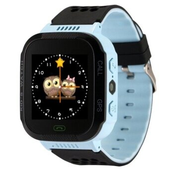 Q528 Touch Screen kids Smart Watch GPS Tracker SOS Call For IOSAndAndroid - intl