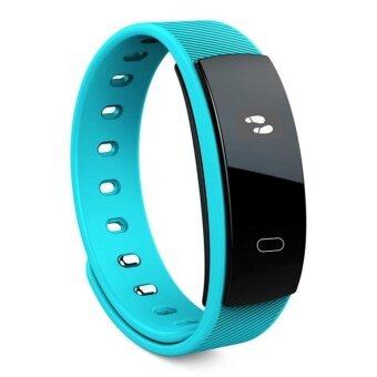 QS80 Smart Watch Gsensor Blood Pressure Sleep Heart Rate MonitorWristband IP67 - intl - 2